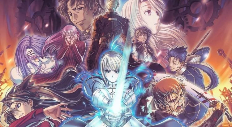 Fate Stay Night BD Batch Subtitle Indonesia