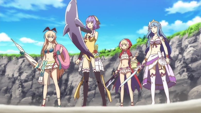 Grimms Notes The Animation BD Batch Subtitle Indonesia