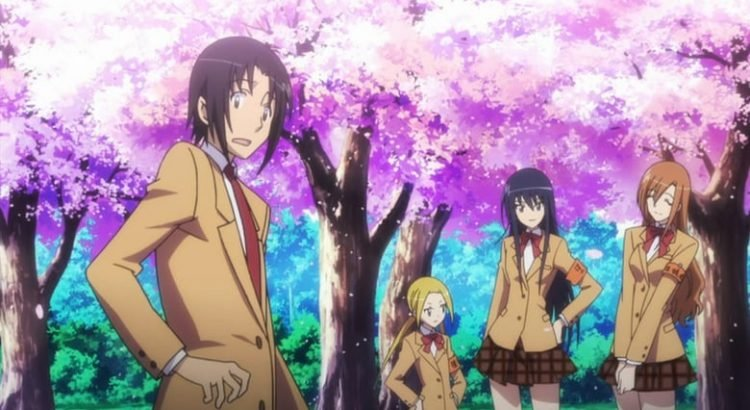Seitokai Yakuindomo BD & OVA Batch Subtitle Indonesia
