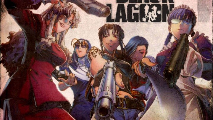 Black Lagoon Season 2