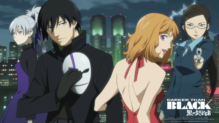 Darker than Black Season 2