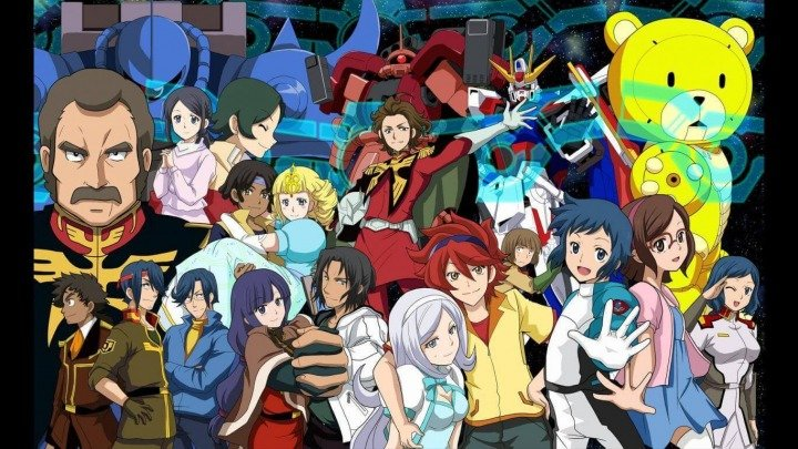 Gundam Build Fighters Season 2